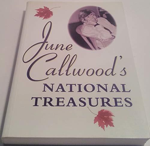 June Callwood's national treasures: Callwood, June