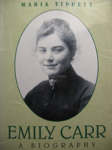 9780773757127: Emily Carr; A Biography