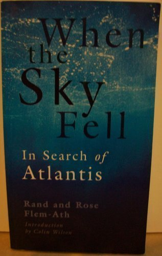 9780297816287 when the sky fell in search of atlantis abebooks 9780773757912 when the sky fell in search of atlantis malvernweather Images