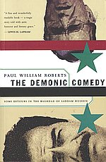 9780773760332: The Demonic Comedy : Some Detours in the Baghdad of Saddam Hussein