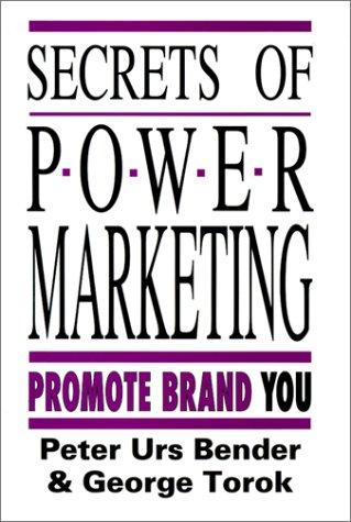 9780773761490: Secrets of Power Marketing