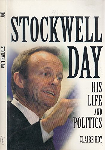 Stockwell Day: His life and politics: Hoy, Claire