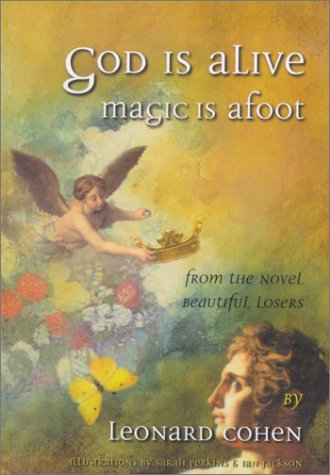 God is Alive: Magic is Afoot (0773761802) by Leonard Cohen