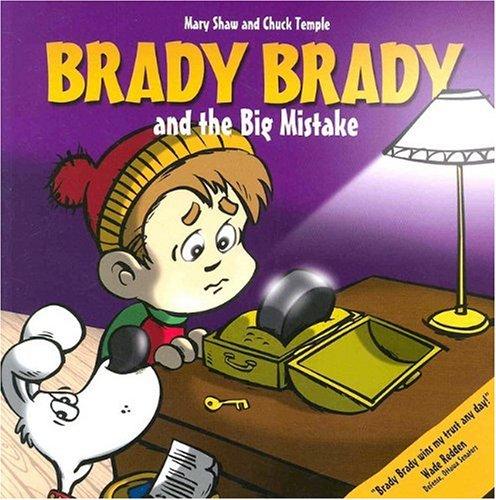 9780773763043: Brady Brady and the Big Mistake