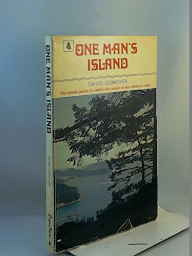 One Man's Island: Conover, David
