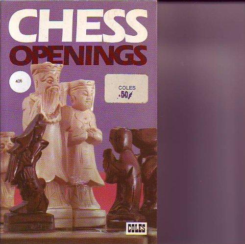 9780774028868: Chess openings