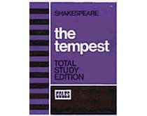 Tempest Total Study Edition: SHAKESPEARE