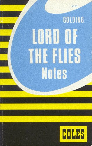 9780774032957: Lord of the Flies/Coles Notes