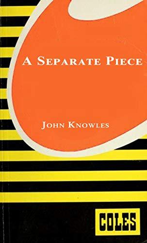 9780774033602: A Separate Peace
