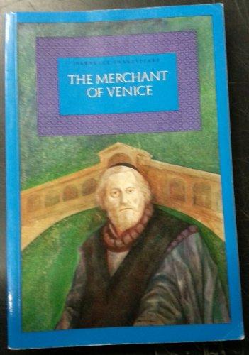 9780774712637: The Merchant of Venice (HBJ Shakespeare)