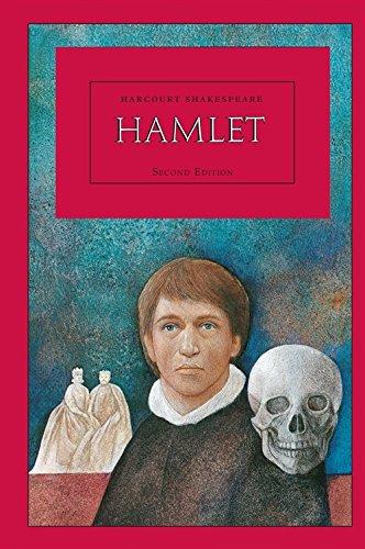 9780774714846: Hamlet, Second Edition (Harcourt Shakespeare)