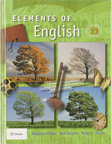 9780774714921: Elements of English 11