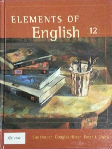 9780774715195: Elements of English 12