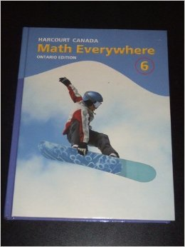 Math Everywhere 6: Rasokas, Peter; Edgar, Garey
