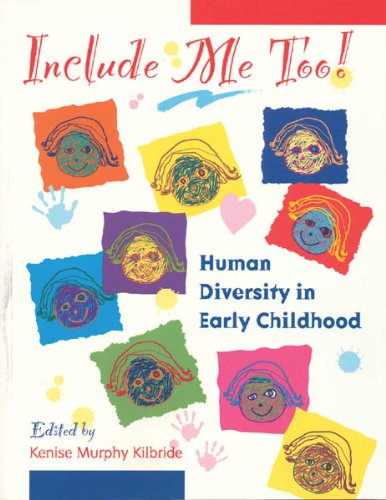 9780774733588: Include me too!: Human diversity in early childhood