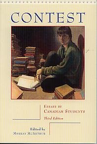 9780774736039: Contest : Essays by Canadian Students