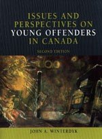 9780774736770: Issues and perspectives on young offenders in Canada - 2nd Edition