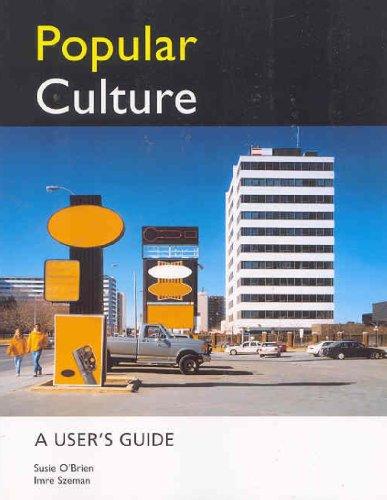 9780774737449: Popular Culture: A User's Guide