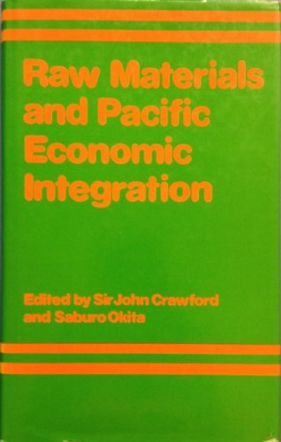 Raw materials and Pacific economic integration: Crawford