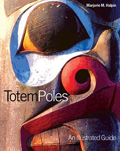 9780774801386: Totem Poles: An Illustrated Guide (Museum Note)