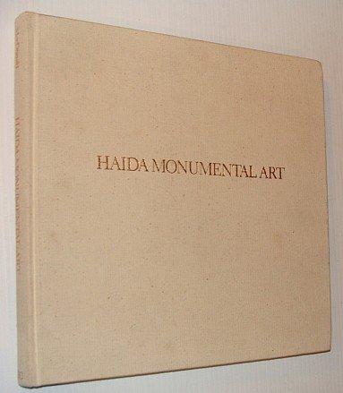 9780774801553: Haida Monumental Art
