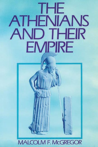 9780774802796: The Athenians and Their Empire