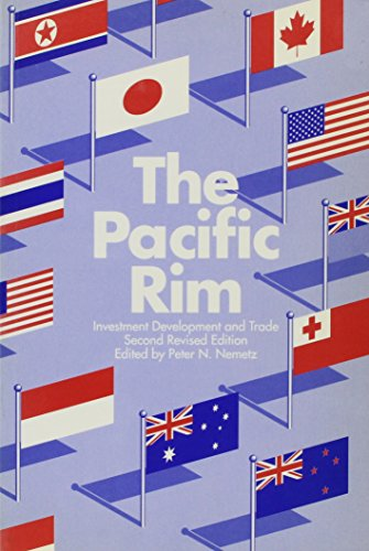 9780774803601: The Pacific Rim: Investment, Development and Trade