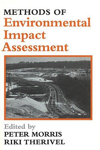9780774805261: Methods of Environmental Impact: Assessment