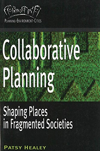 9780774805988: Collaborative Planning: Shaping Places in Fragmented Societies