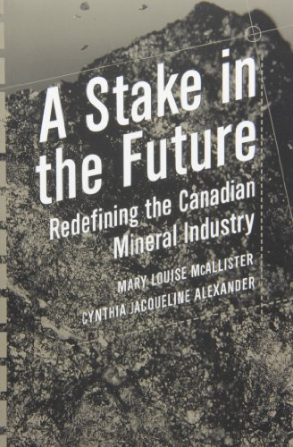 A Stake in the Future: Redefining the: Mary Louise McAllister,