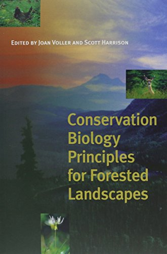 9780774806299: Conservation Biology Principles for Forested Landscapes