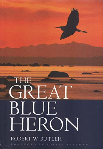 9780774806350: The Great Blue Heron: A Natural History and Ecology of a Seashore Sentinel