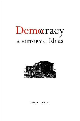 9780774808019: Democracy: A History of Ideas