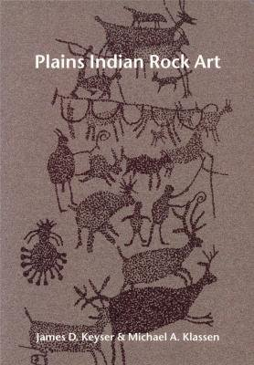 9780774808576: Plains Indian Rock Art