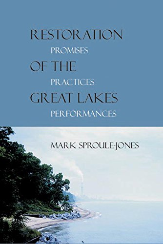 Restoration of the Great Lakes: Promises, Practices, and Performances: Sproule-Jones, Mark