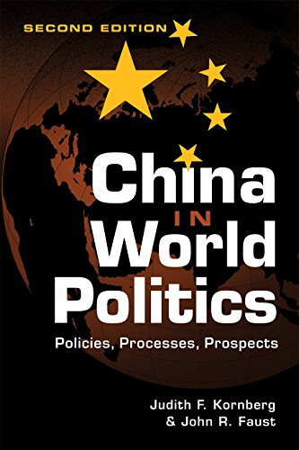 9780774811804: China in World Politics, 2nd Ed.: Policies, Processes, Prospects
