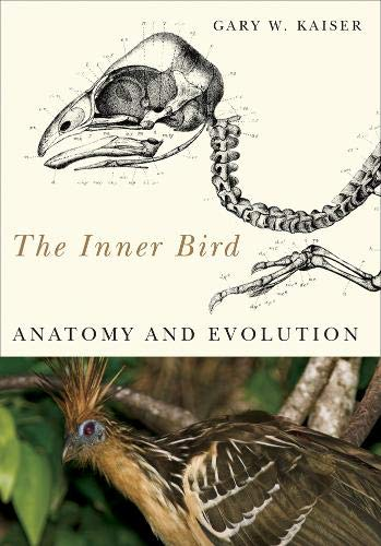 9780774813440: The Inner Bird: Anatomy and Evolution