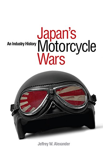 9780774814539: Japan's Motorcycle Wars: An Industry History