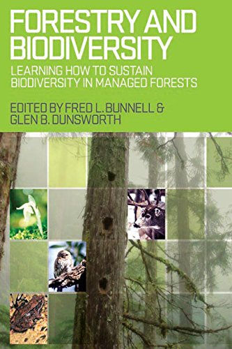 9780774815307: Forestry and Biodiversity: Learning How to Sustain Biodiversity in Managed Forests
