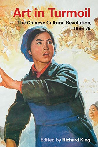 9780774815420: Art in Turmoil: The Chinese Cultural Revolution, 1966-76 (Contemporary Chinese Studies)