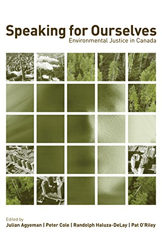 9780774816182: Speaking for Ourselves: Environmental Justice in Canada