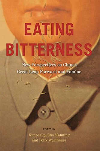 9780774817271: Eating Bitterness: New Perspectives on China's Great Leap Forward and Famine (Contemporary Chinese Studies)