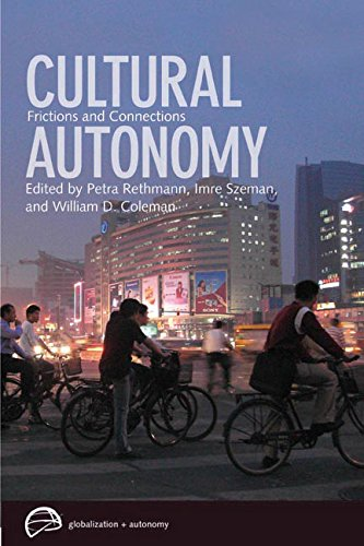 9780774817608: Cultural Autonomy: Frictions and Connections (Globalization and Autonomy)