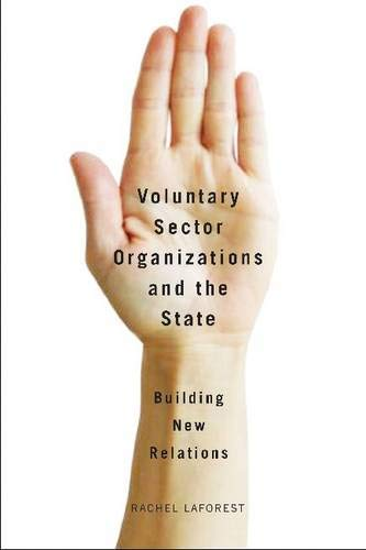 9780774821445: Voluntary Sector Organizations and the State: Building New Relations