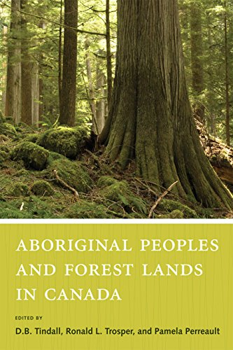 Aboriginal Peoples and Forest Lands in Canada: D B Tindall, Ronald Trosper, Pamela Perreault