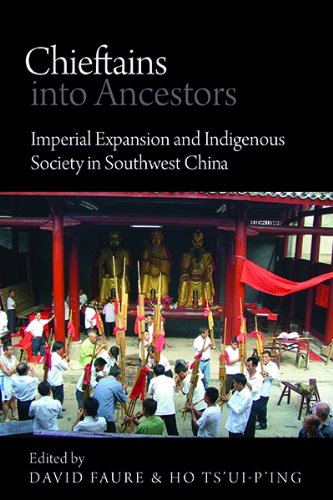 9780774823685: Chieftains into Ancestors (Contemporary Chinese Studies)