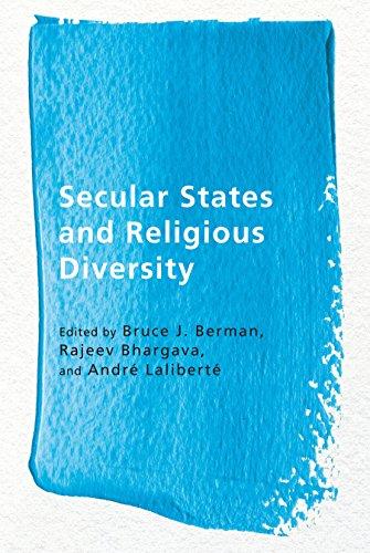 Secular States and Religious Diversity (Hardback)