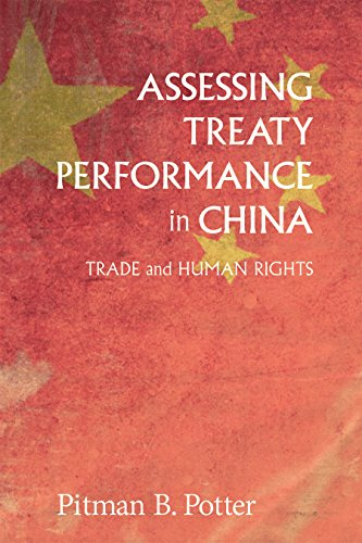 Assessing Treaty Performance in China: Trade and Human Rights (Asia Pacific Legal Culture and ...