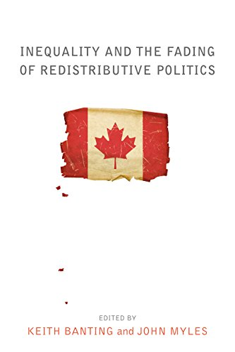Inequality and the Fading of Redistributive Politics: Banting, Keith (edt)/