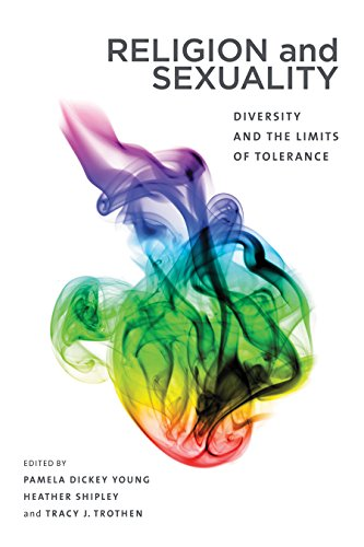 9780774828703: Religion and Sexuality: Diversity and the Limits of Tolerance (Sexuality Studies Series)